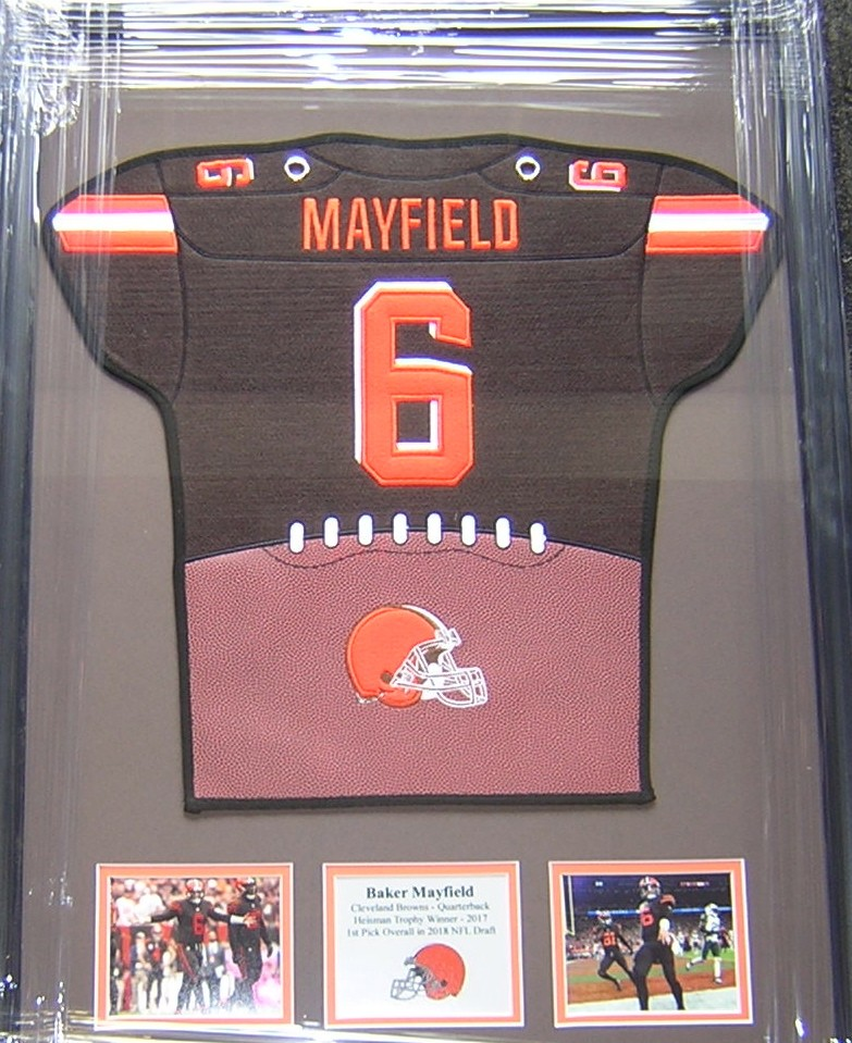 baker mayfield signed jersey for sale